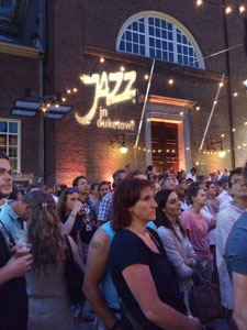 Jazz in Duketown 2015 – Oecumenische Pinksterviering