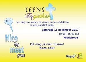 Teens Together tienerdag